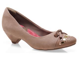 Sapato Feminino Ramarim 13-91104 Pele - Tamanho Médio