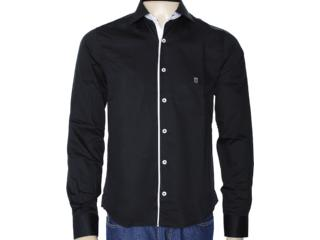 Camisa Masculina Individual 302.00932.002 Preto - Tamanho Médio