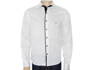 Camisa Masculina Individual 302.00932.002 Branco - Tamanho Médio