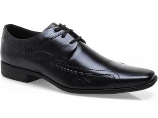 Sapato Masculino Ferracini 3203 Capri Preto - Tamanho Médio