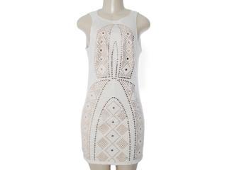 Vestido Feminino Index 13.02.000101 Off White - Tamanho Médio