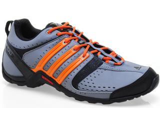 dd171403dba Tênis Adidas Q21261 MALI 10 Cinzalaranja Comprar na Loja...