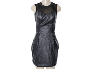 Vestido Feminino Dopping 018003011 Preto - Tamanho Médio