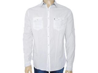 Camisa Masculina Index 07.01.000050 Gelo - Tamanho Médio