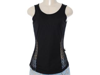 Regata Feminina Cavalera Clothing 09.01.2651 Preto - Tamanho Médio