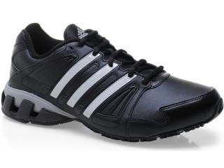 Tênis Masculino Adidas G57042 100 Flow m Preto/prata - Tamanho Médio