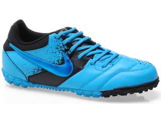Tênis Masculino Nike 415130-441 Bomba Azul/preto - Tamanho Médio
