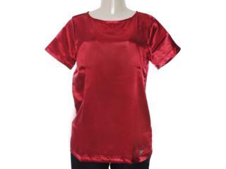 Blusa Feminina Dopping 015253025 Vermelho - Tamanho Médio