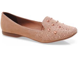 Sapato Feminino Bottero 183601 Brown - Tamanho Médio