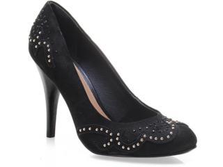 Sapato Feminino Tanara 4262 Preto - Tamanho Médio