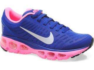Tênis Feminino Nike 555415-406 Air Max Tailwind Roxo/rosa - Tamanho Médio