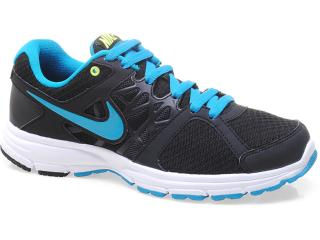 Tênis Masculino Nike 511915-015 Air Relentleless 2 Msl Preto/azul - Tamanho Médio