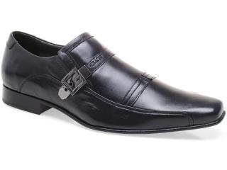 Sapato Masculino Ferracini 3740 Coliseu Preto - Tamanho Médio