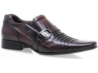 Sapato Masculino Rafarillo 7898 Mogno - Tamanho Médio