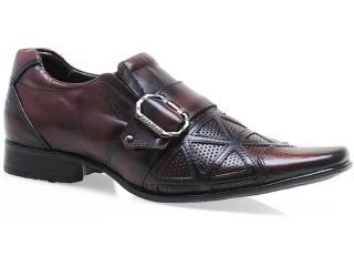 Sapato Masculino Rafarillo 7888 Mogno - Tamanho Médio