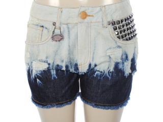 Short Feminino Cavalera Clothing 08.02.0923 Jeans - Tamanho Médio