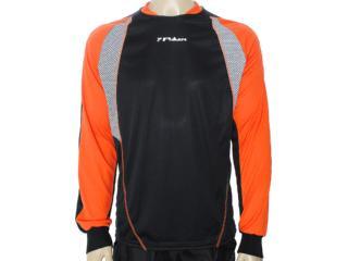 Camisa Masculina Poker 04682 Preto - Tamanho Médio