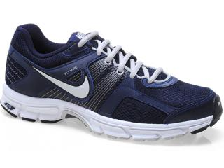 Tênis Masculino Nike 538407-401 Air Retaliate 2 Marinho/branco - Tamanho Médio