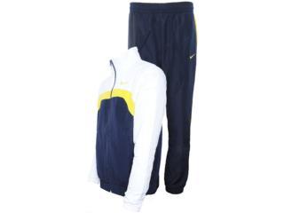 Abrigo Masculino Nike 521546-475 ad Woven Marinho/branco/amarelo - Tamanho Médio