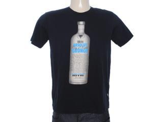 Camiseta Masculina Cavalera Clothing 01.01.6989 Preto - Tamanho Médio