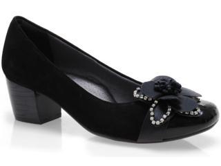 Sapato Feminino Campesi 3392 Preto - Tamanho Médio
