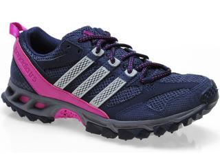 Tênis Feminino Adidas Q22381 Kanadia 5 tr w Marinho/pink - Tamanho Médio