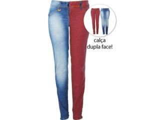Calça Feminina Coca-cola Clothing 23201245 Jeans - Tamanho Médio