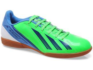 Tênis Masculino Adidas G65411 f5 in Verde/marinho/azul - Tamanho Médio