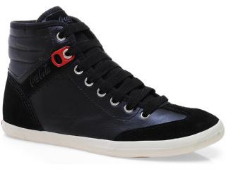 Tênis Feminino Coca-cola Shoes Cc0288 Preto - Tamanho Médio
