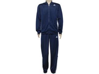 Abrigo Masculino Adidas S22477 Ess Knit m Marinho - Tamanho Médio