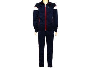 Abrigo Masculino Nike 607433-452 Hybrid wu Woven Were Marinho/vermelho - Tamanho Médio