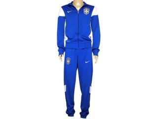 Abrigo Masculino Nike 575716-493 Cbf Academy Knit Wup Azul - Tamanho Médio