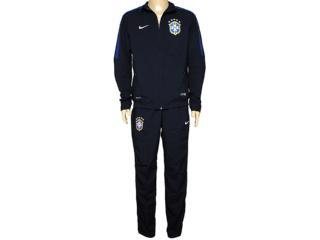 Abrigo Masculino Nike 575699-472 Cbf Squad Sdln  Wvn Wup Marinho - Tamanho Médio