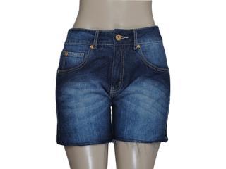 Bermuda Feminina Coca-cola Clothing 43200359 Jeans - Tamanho Médio