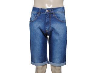 Bermuda Masculina Coca-cola Clothing 33200687 Jeans - Tamanho Médio