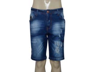 Bermuda Masculina Coca-cola Clothing 35200037 Jeans - Tamanho Médio