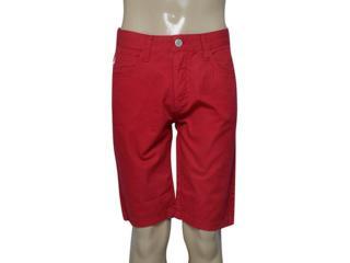 Bermuda Masculina Coca-cola Clothing 33200923 Vermelho - Tamanho Médio