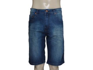 Bermuda Masculina Dopping 013158502 Cor Jeans - Tamanho Médio