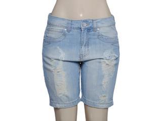 Bermuda Feminina Dopping 13158539 Cor Jeans - Tamanho Médio