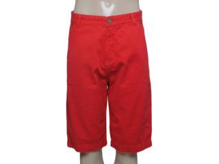 Bermuda Masculina Dopping 013157516 Vermelho - Tamanho Médio
