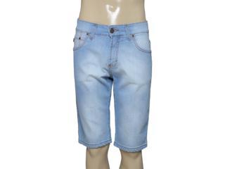Bermuda Masculina Index 02.01.000399 Jeans - Tamanho Médio