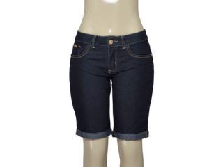 Bermuda Feminina Kacolako 11867 Jeans - Tamanho Médio
