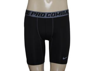 Bermuda Masculina Nike 519977-010 Core Compression 6' Short 2.0 Preto - Tamanho Médio