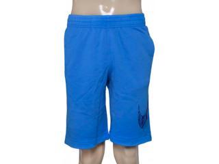 Bermuda Masculina Nike 727782-435 Club ft Shrt-tpcl Strm  Azul - Tamanho Médio