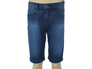 Bermuda Masculina Kacolako 07852 Jeans - Tamanho Médio