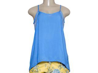 Blusa Feminina Cavalera Clothing 09.03.2350 Azul - Tamanho Médio
