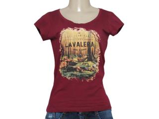 Blusa Feminina Cavalera Clothing 09.02.2315 Bordo - Tamanho Médio