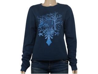 Blusa Feminina Cavalera Clothing 09.09.0017 Azul - Tamanho Médio