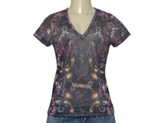 Blusa Feminina Cavalera Clothing 09.02.2333 Preto Color - Tamanho Médio