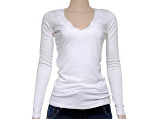 Blusa Feminina Coca-cola Clothing 343201259 Off White - Tamanho Médio